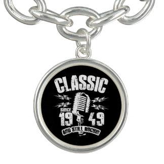 Charm Bracelets Clássico desde 1949 e ainda Rockin
