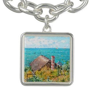 Charm Bracelets Claude Monet a cabine em belas artes do