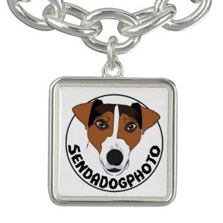 Charm Bracelets Envie uma foto do cão