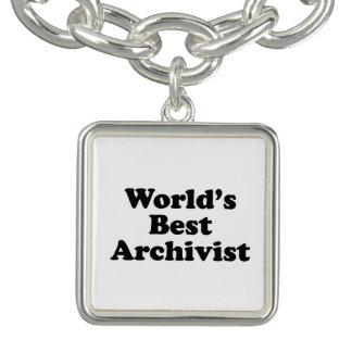 Charm Bracelets O melhor arquivista dos mundos