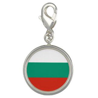 Charm Com Foto Bandeira búlgara patriótica