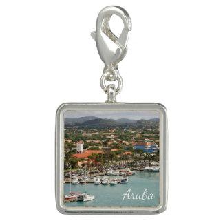 Charms Com Foto Porto de Aruba