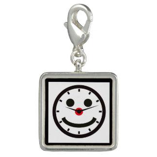 Charms Com Foto Tempo de cara feliz - cronometrado