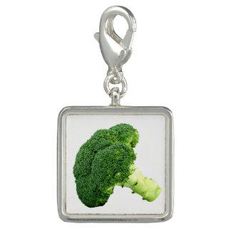 Charms Com Fotos Brócolos