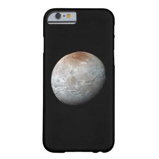 Charon, o maior das cinco luas de Pluto Capa Barely There Para iPhone 6