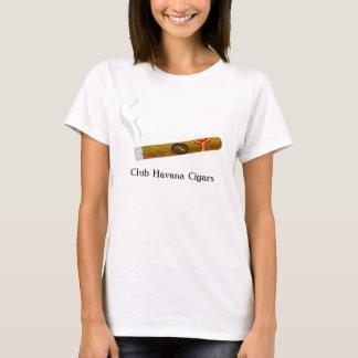 Charutos de Havana do clube Camiseta