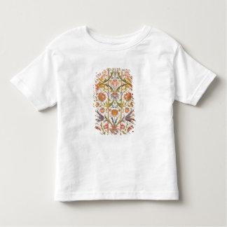 Chasuble de creme do cetim, Nápoles, fim do século Tshirt