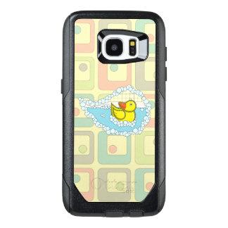Chaucer a capa de telefone de borracha de Otterbox