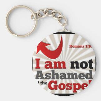 Chaveiro 1:16 dos romanos