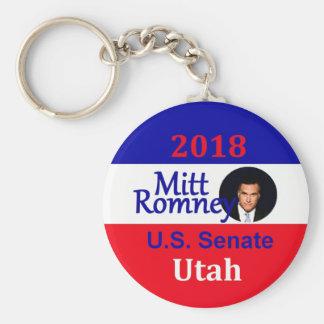 Chaveiro 2018 do Senado de Mitt Romney
