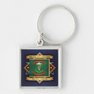 Chaveiro 69th Infantaria voluntária de New York