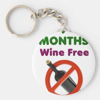 Chaveiro 9 meses de vinho livram, mulher gravida, bebê da