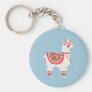 Chaveiro A alpaca