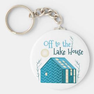 Chaveiro À casa do lago