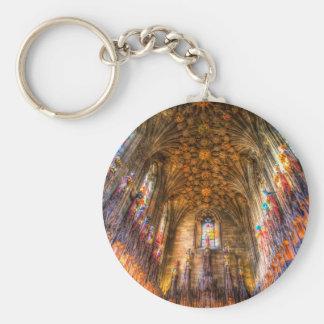 Chaveiro A catedral Edimburgo de St Giles da capela do