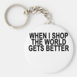 Chaveiro A compra faz o mundo melhor.