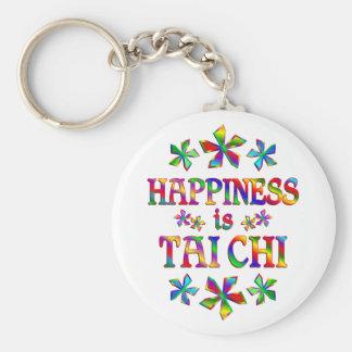 Chaveiro A felicidade é qui da TAI