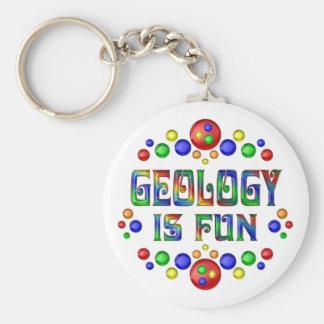 Chaveiro A geologia é divertimento