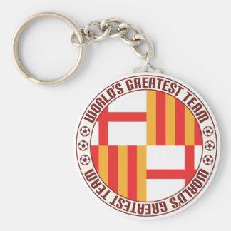 Chaveiro A grande equipe de Barcelona