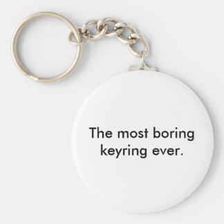 Chaveiro A maioria de keyring aborrecido nunca