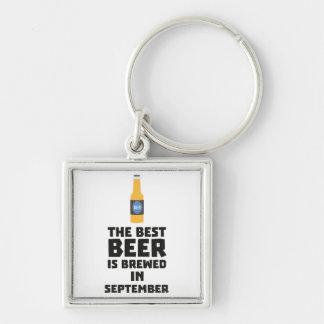 Chaveiro A melhor cerveja é em setembro Z40jz fabricado