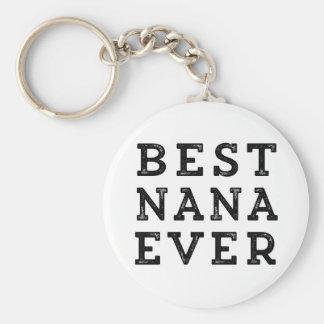 Chaveiro A melhor Nana nunca