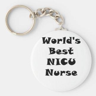 Chaveiro A melhor NICU enfermeira dos mundos