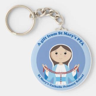 Chaveiro A Pta preliminar católica de StMary