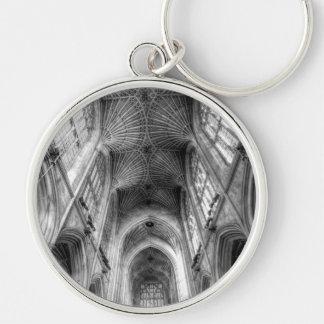 Chaveiro Abadia Somerset Inglaterra do banho