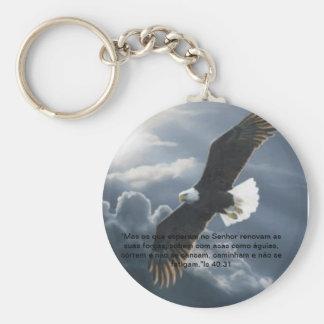 Chaveiro águia