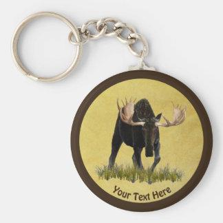 Chaveiro Alces de carregamento de Bull