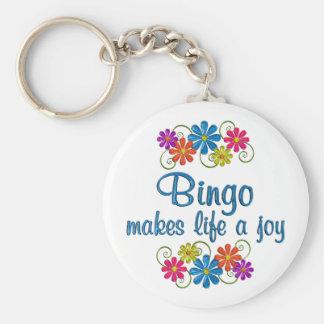 Chaveiro Alegria do Bingo