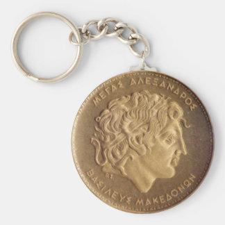 Chaveiro Alexander o excelente, rei dos macedónios