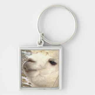 Chaveiro Alpaca