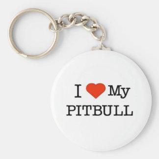 Chaveiro Ame meu Pitbull