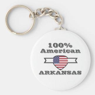 Chaveiro Americano de 100%, Arkansas