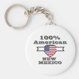 Chaveiro Americano de 100%, New mexico