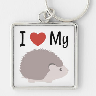Chaveiro Amor bonito de I meu ouriço