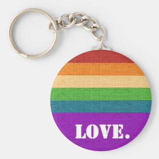Chaveiro Amor de LGBT
