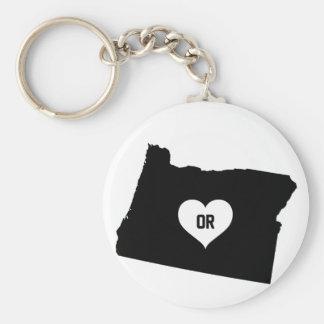 Chaveiro Amor de Oregon