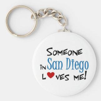 Chaveiro Amor de San Diego