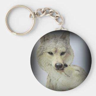 Chaveiro Amor do lobo