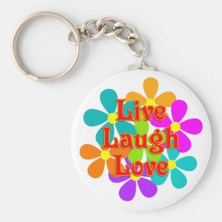 Chaveiro Amor vivo do riso do divertimento