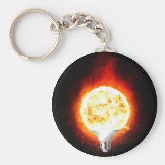 Chaveiro Ampola de Sun