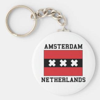 Chaveiro Amsterdão Países Baixos