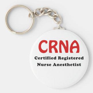 Chaveiro Anesthetist certificado CRNA da enfermeira