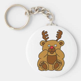 Chaveiro Antlers do urso