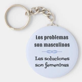 Chaveiro Aprendizado de línguas das citações do espanhol