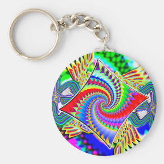 Chaveiro Arco-íris Squiral de Digitas