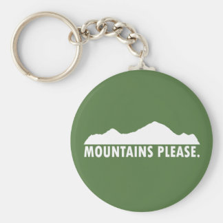 Chaveiro As montanhas satisfazem